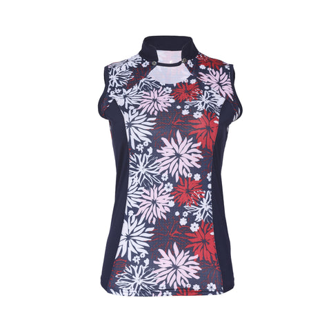 Chrissy Sleeveless Polo