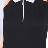 Tantalize Sleeveless Polo
