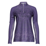 Tara Long Sleeve Polo