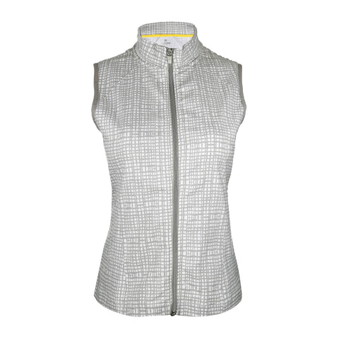 Jam Smooth Fit Full Zip Stretch Vest