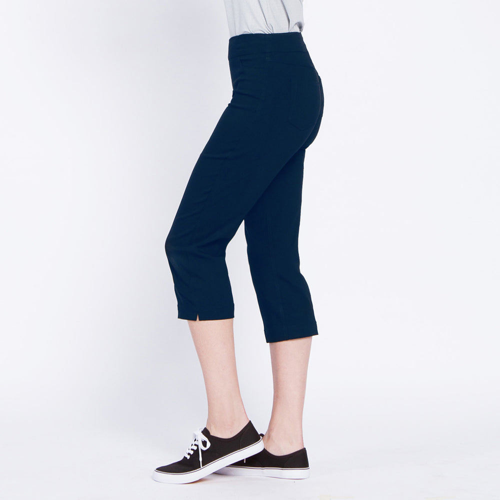 Golf Capri with Pockets - Midnight