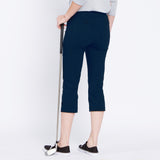 Slimsation Golf Capri - Midnight