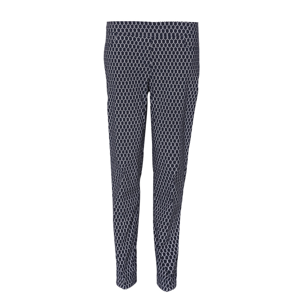 Slimsation Golf Ankle Pant - Midnight Print