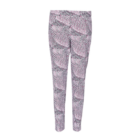 Slimsation Golf Ankle Pant - Multi Animal Print