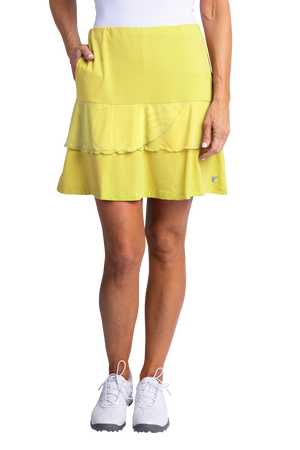 Swing Skirt - Daffodil