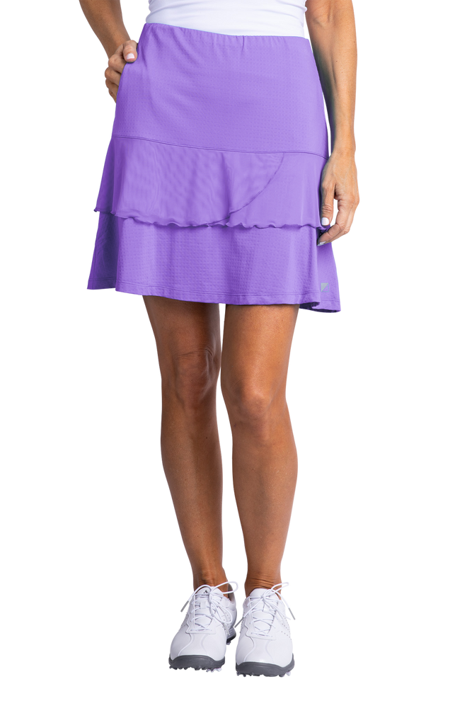 Swing Skirt - Grape