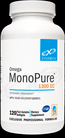 Omega MonoPure 1300EC- Fish Oil 120