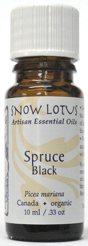 Spruce Black Oil 10ml