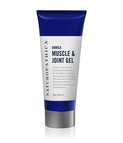 Arnica Muscle and Joint Gel 2.5 oz