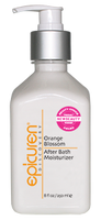 After Bath Moisturizer Orange Blossom 8 oz