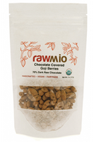 RawMio Chocolate Covered Goji Berries 2 oz.