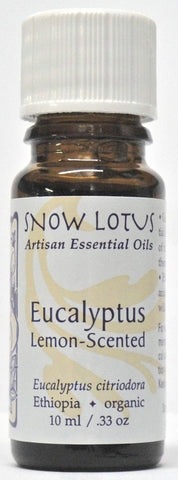 Eucalyptus Lemon Oil 10ml