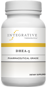 DHEA-5mg 60 count