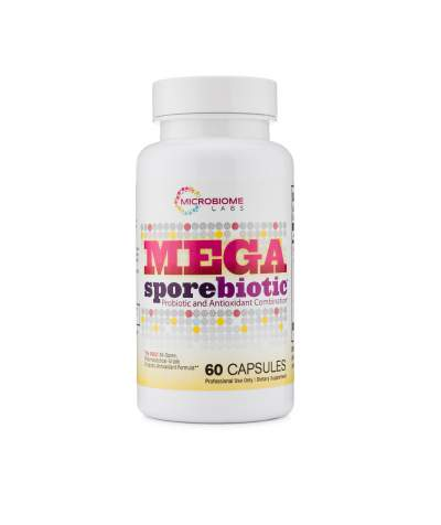MegaSporebiotic 60