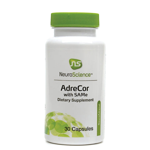 AdreCor with SAMe - 30 Count