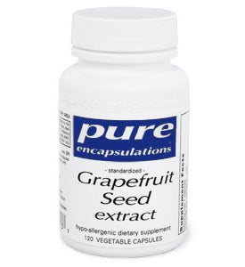 Grapefruit Seed Extract 60 Capsuels