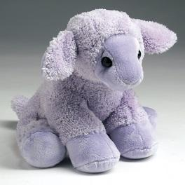 Lavender Lovely the Lamb