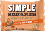 Simple Squares Organic Ginger