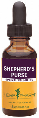 Shepherd's Purse Liquid 1 oz.