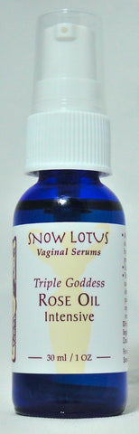Triple Goddess Rose Oil Intensive 30ml