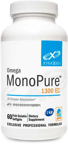Omega MonoPure 1300EC- Fish Oil 60