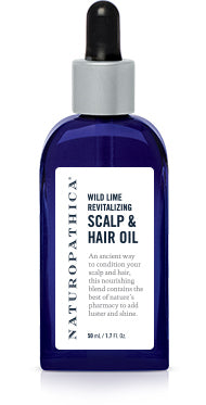 Wild Lime Revitalizing Scalp and Hair Oil 1.7 oz