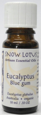 Eucalyptus Oil, Blue Gum 10ml