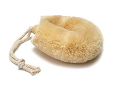Sisal Fiber Handheld Body Brush