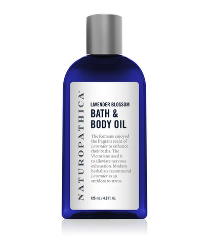 Lavender Blossom Bath and Body Oil 4.2 oz ##SALE ITEM##