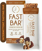 Prolon Fast Bar Nuts + Cacao Chips 1.4oz Box of 5 bars