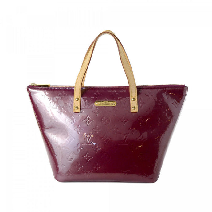 Louis Vuitton Bellevue PM Monogram Vernis Violette Patent leather Shoulder Bag