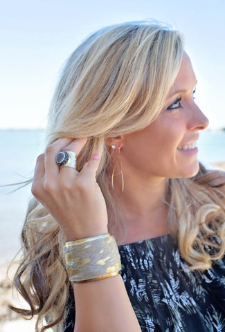 Lisa Clark in KG Jewelry