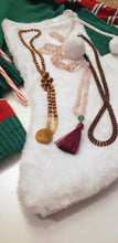 Pink Tassle Necklace - King George Shop