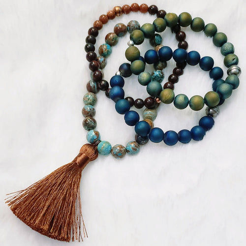 Earth Tone Bracelets - King George Shop