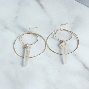 Insider 2.0 Earrings - King George Shop