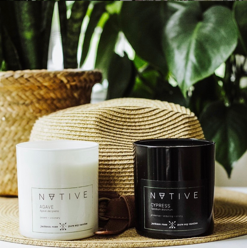 NATIVE Candle - King George Shop