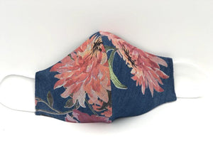 Floral Face Mask - King George Shop