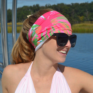 "Beachy Bandeau 8"" - King George Shop"