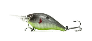 Chartreuse Belly Shad