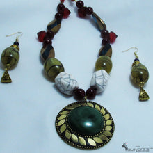 Earring And Necklace - Jewellery