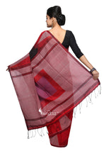 Handloom Mix Cotton Box Saree - Saree