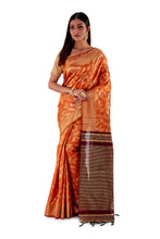 Otange-base-with-Brown-heavy-work-all-body-and-aanchal-resham-suti-SNCS1102-2