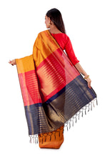 Blue,-Red-and-Golden-all-body-zari-work-saree-SNCS1114-4