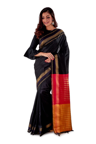 Black,-Red-and-Golden-all-body-zari-work-saree-SNCS1115-1