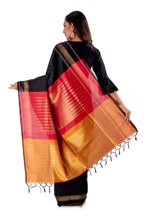 Black,-Red-and-Golden-all-body-zari-work-saree-SNCS1115-4