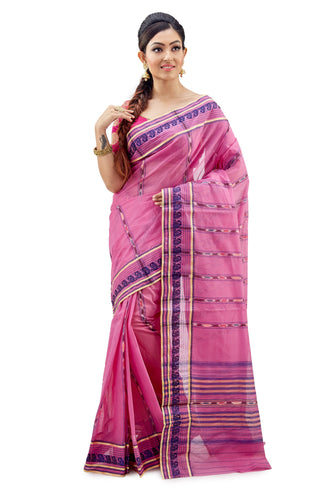 Dhaniakhali Tant Saree-SNDT2002-1