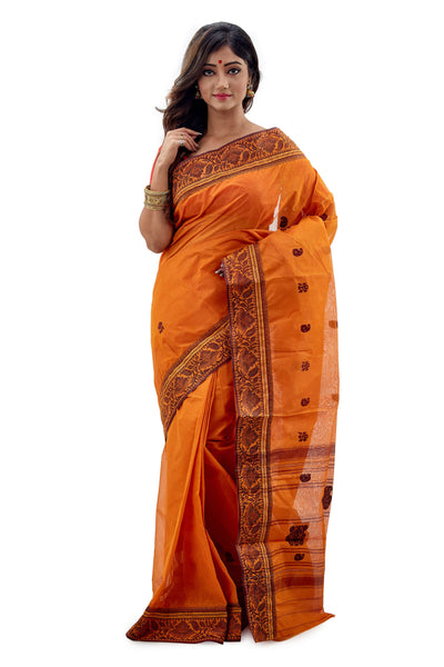 Dhaniakhali Tant Saree-SNDT5001-1