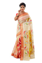 Handloom Traditional Cotton Designer Saree - Saree