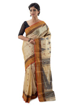 Handloom Traditional Tussar Saree - Saree