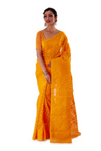 Yellow-Traditional-Dhakai-Jamdani-SNJMB3001-2